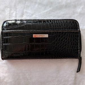 Villager Black Wallet